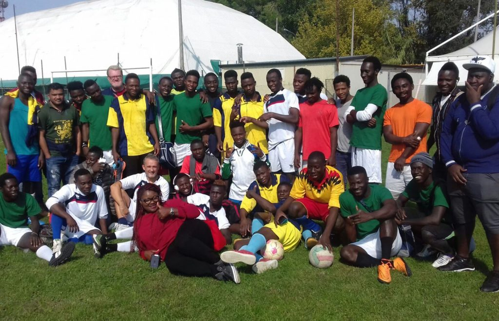 meeting point attività sportive integrazione